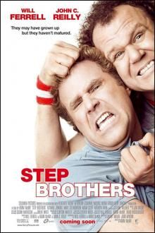 Step Brothers movie review