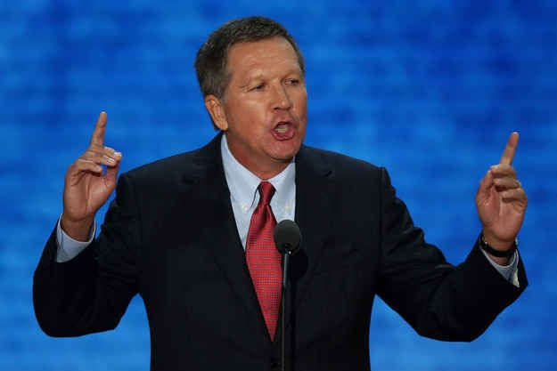 "John Kasich: Number Of Mentally Ill In Prison Is ""A Disgrace"" - BuzzFeed News"