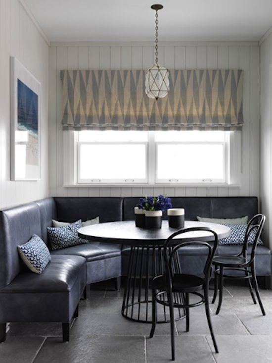 174 Best Cozy Banquette Dining Seating Images On Pinterest Benches Banquette Dining And Kitchen Nook