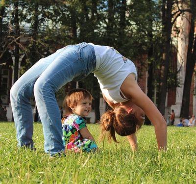 Ребенок рождает родителей