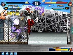 Juega al juego gratis King Of Fighters Wing 1.7