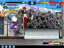 Juega al juego gratis King Of Fighters Wing 1.7