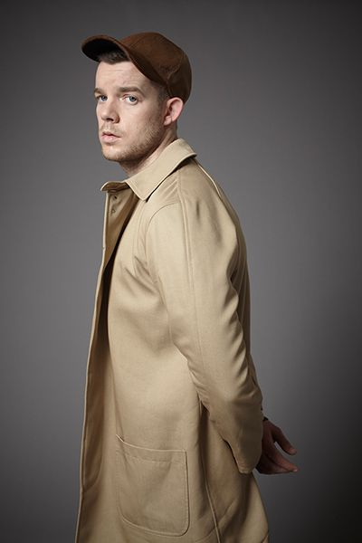 Credit: Julian Anderson for the Guardian Sweatshirt, £135, by Todd Snyder at mrporter.com. Mac, £495,...