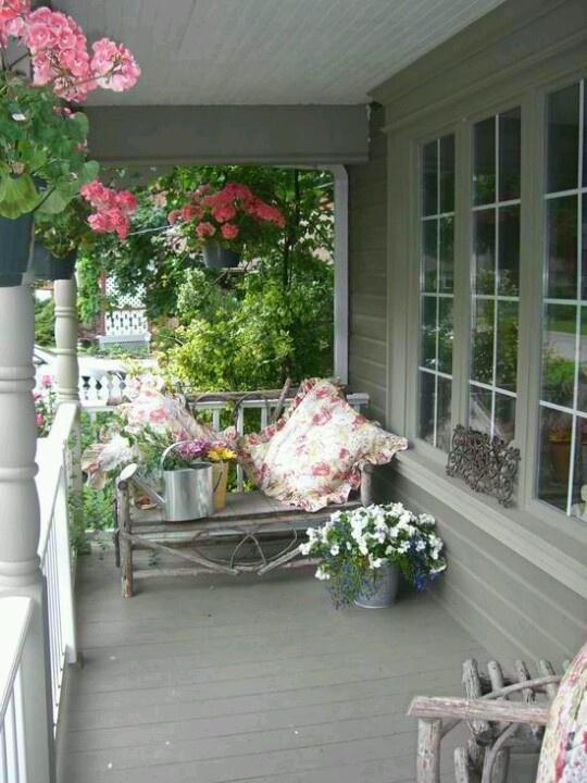 Concrete Porch Paint Colors