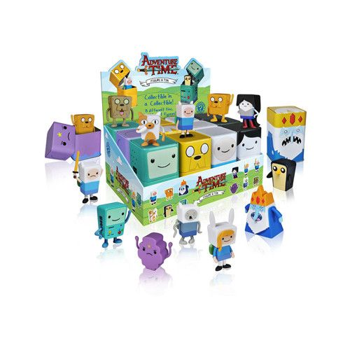 Adventure Time Figure & Tin Mystery Minis