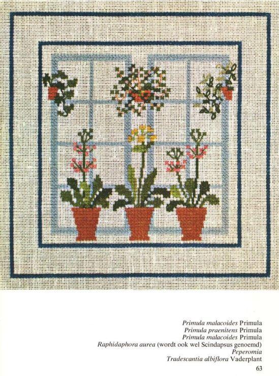 Gallery.ru / Фото #28 - Cross Stitch Pattern in Color - Mosca