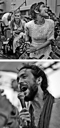 Edward Sharpe & The Magnetic Zeros, Jade and Alex, Can't wait to see you at Bonnaroo