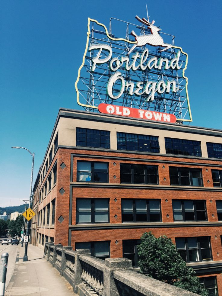 A Non-Portlander's Guide To Portland — LAURA LAWSON VISCONTI