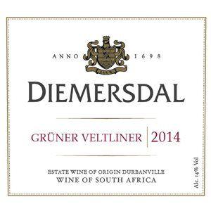 Diemersdal Gruner Veltliner, Durbanville