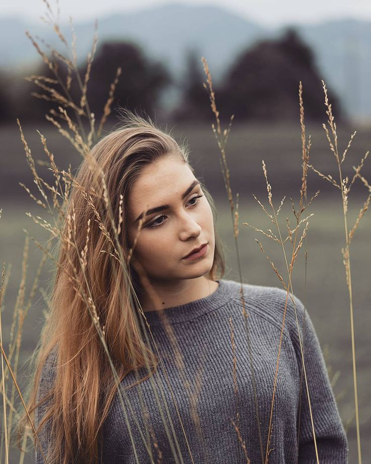 Outdoor Portrait Photography by Andri Laukas #inspiration #photography