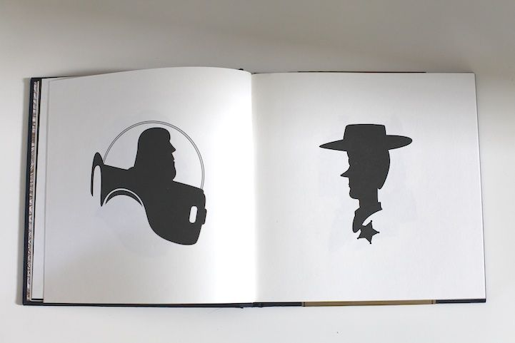 Sneak Peek: Silhouettes From Popular Culture by Olly Moss - My Modern Metropolis