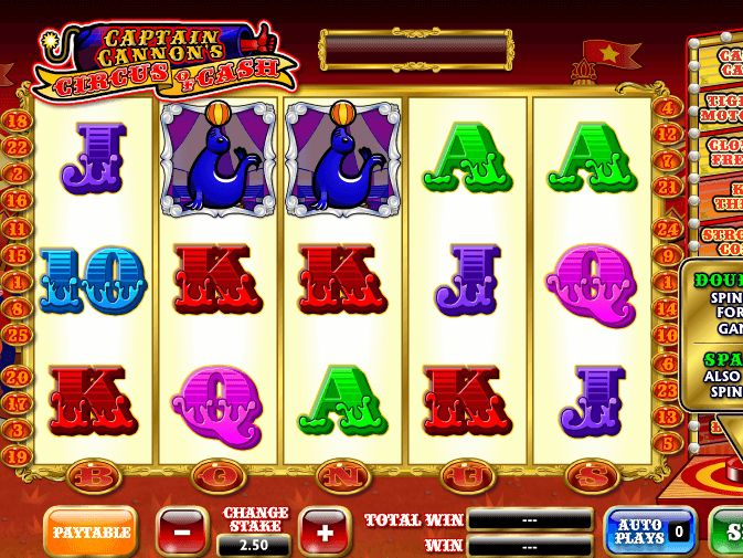 Circus of Cash - http://freeslots77.com/pt/slot-circus-of-cash-online-gratis - http://freeslots77.com/pt