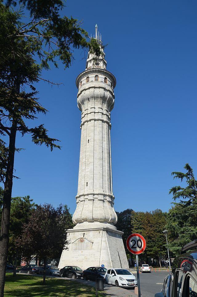 Beyazıt Tower, Istanbul, TURKEY.