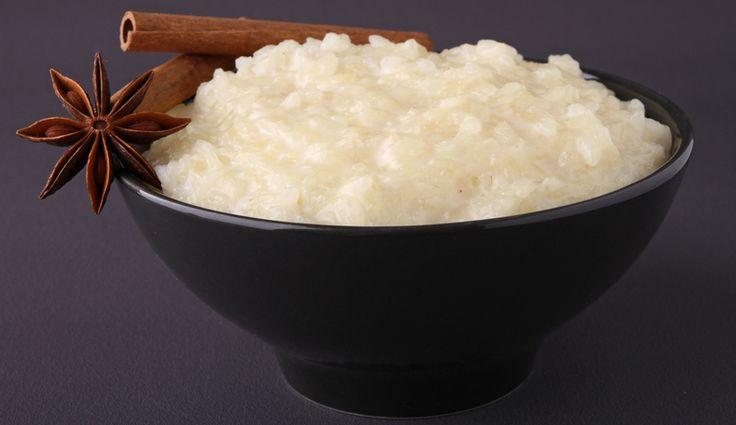 Ayurvedischer Milchreis mit Kokosmilch