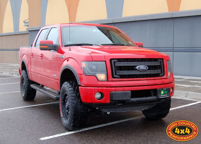 "Photo Gallery - 2013 F150 BDS 4"" Suspension, General Grabbers -"