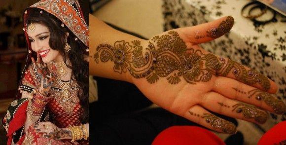Latest Mehndi Design for Weddings : Mehndi Designs Latest Mehndi Designs and Arabic Mehndi Designs