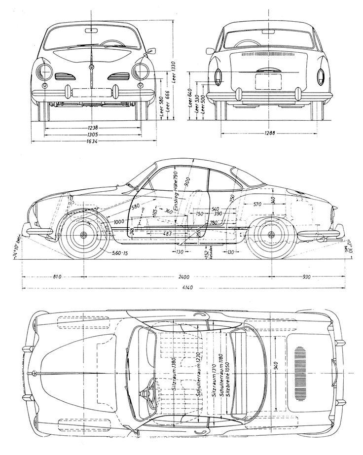 karmann ghia enginepartment diagram
