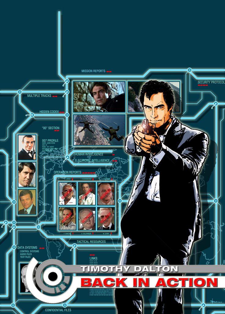 """Copertina del numero Mr Bond 009 senza testata - Il mio debutto nell'universo di """"Mr. Bond"""""""