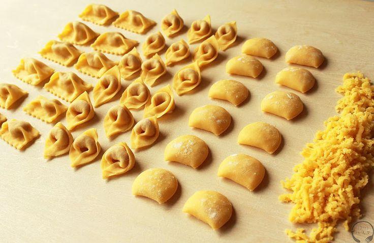 12月パスタラボの試作。色々な形のスープパスタを作ります。お楽しみに!