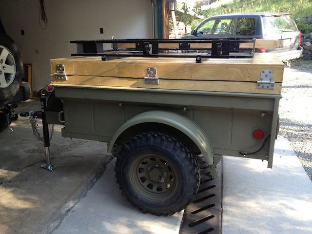Military Trailer Camper Google Search Jeep Off Road