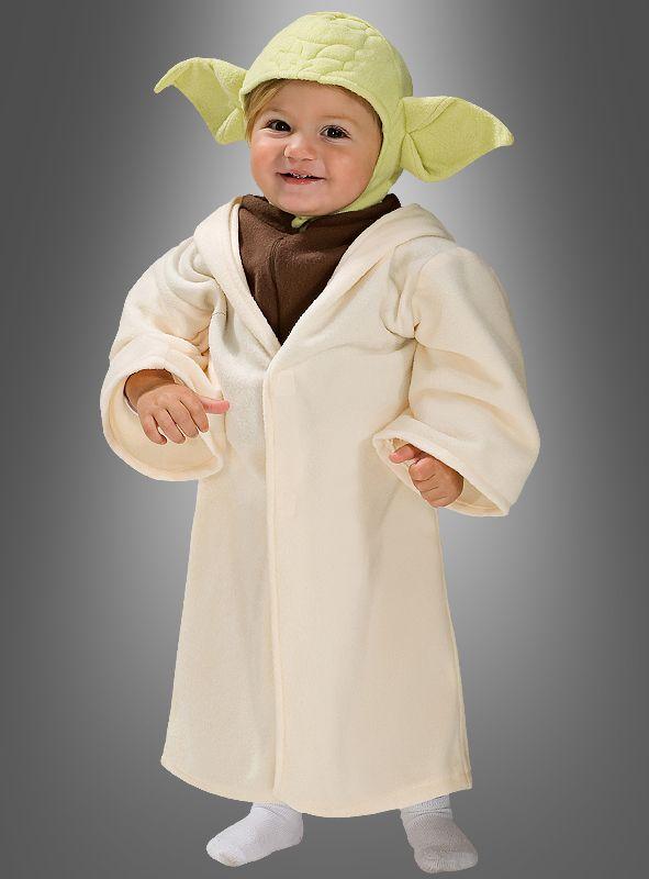 Yoda Orginal STAR WARS Kinderkostüm 80-86