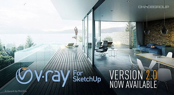 Vray 2.0 for Sketchup 2017 Crack is changing the shame that CAD projects are difficult to utilize. The format of SketchUp Pro is extremely instinctive