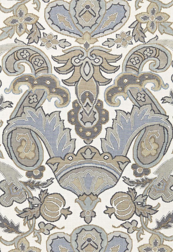 100% Linen from SchumacherMataura Linens, Linens Prints, Fabrics Catalog, Prints Greige, Beautiful Fabrics, French Prints, Decor Fabrics, Schumacher Fabrics, Fabrichom Decor