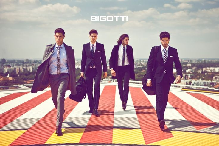 bigotti fall winter 2013 campaign 0003 Marco Castelli, Thibault Theodore, Matteo Scalvini & Stefano Sala for Bigotti Fall/Winter 2013 Campai...