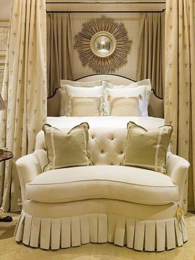 The Enchanted Home: Bedrooms........a place to rest your weary soul  This website has tons of beautiful bedrooms!