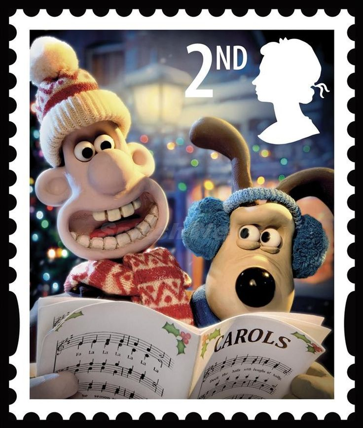 Well that's Christmas licked, Gromit: Wallace and his long-suffering dog to…