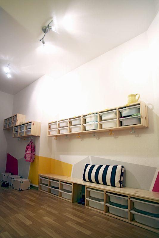 Betriebliche Kindertagespflege in Stuttgart – Büro für Raumgestaltung
