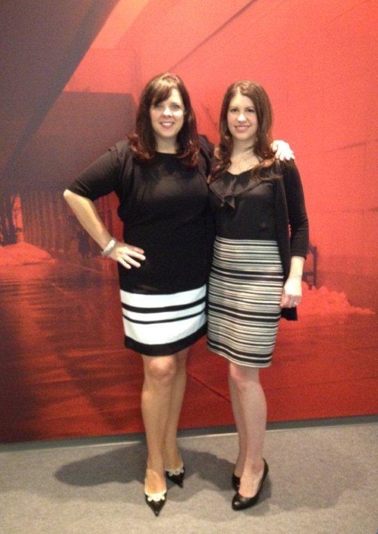 Our Consumer Marketing VPs striking a pose! @jeanmean @sarah_brandon #edelstyle