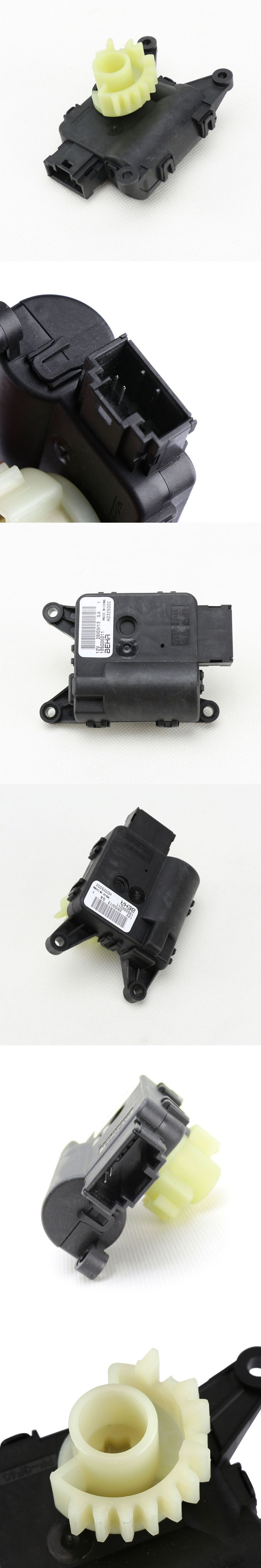OEM Air Heater Vent OEM Recirculation Flap Motor for VW Golf Jetta MK5 MK6 Passat Tiguan