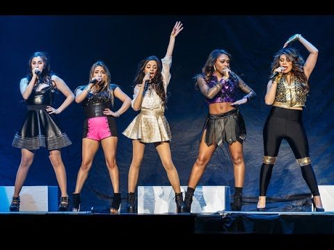Fifty Harmony live  AMOS SOUNTHED 3 - march 10, 2015