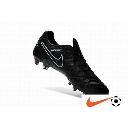 sports shoes 8fe88 b2a9c ... clearance 2016 nike tiempo legend vi fg svart sky blå firm ground  fotbollsskor b8e94 61df3