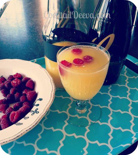 FABOOSH Mimosa....recipe