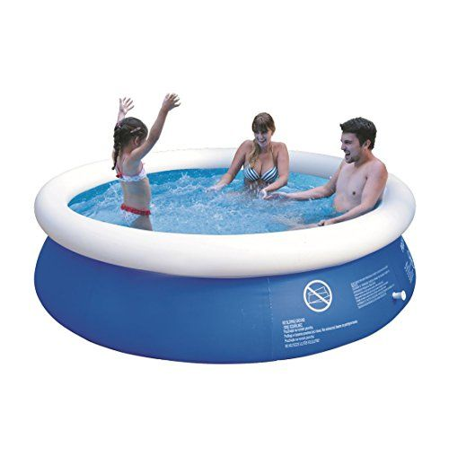 Jilong JL010201NG Prompt Set Pools Planschbecken Pool 240x63cm Wassersport