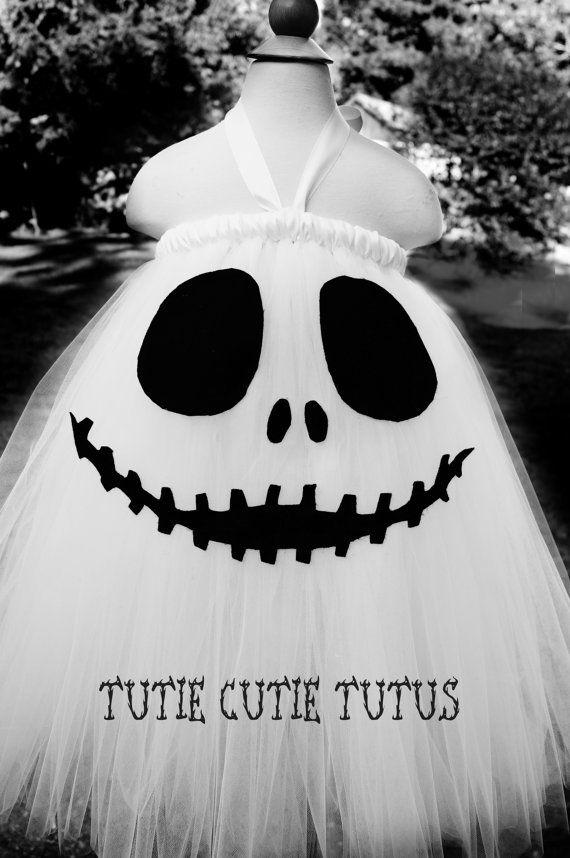 Jack Skeleton Nightmare Before Christmas Tutu by TutieCutieTutus, $40.00