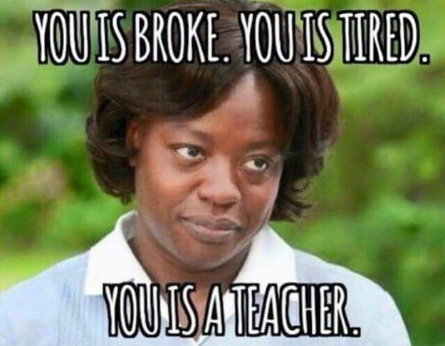 The 61 Best Teacher Memes On The Internet