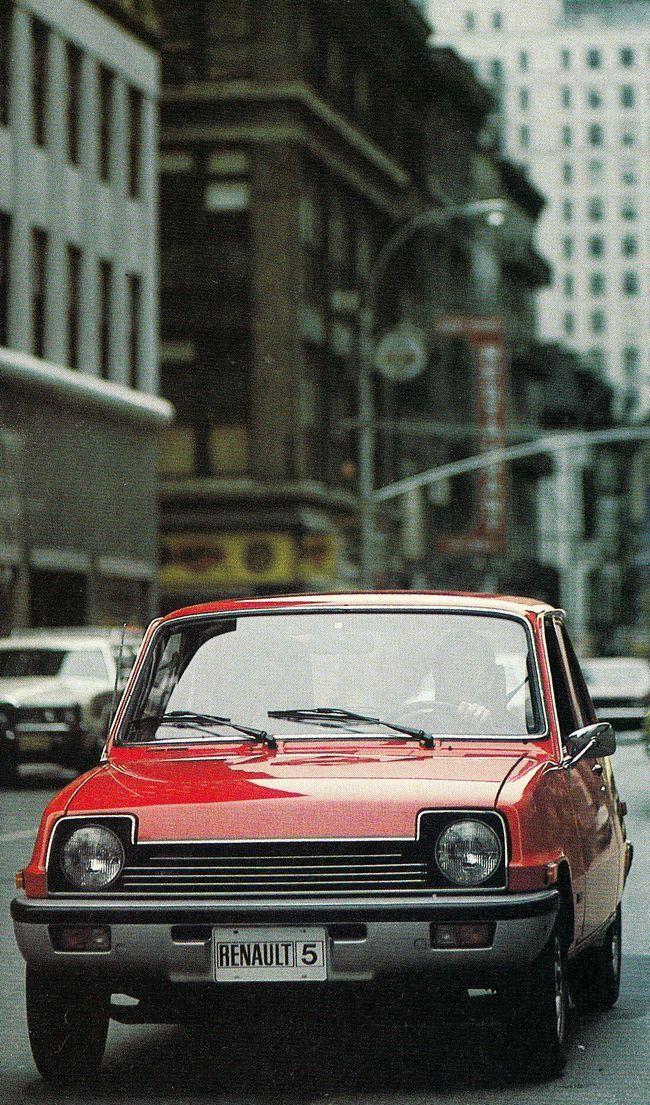 Renault 5, marché américain, 1976
