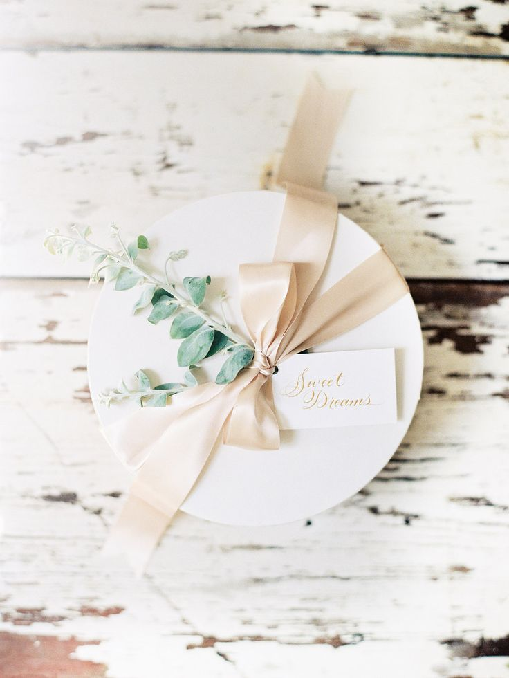 Custom Welcome Gifts for Trouvaille Workshop // Part 3 of 4