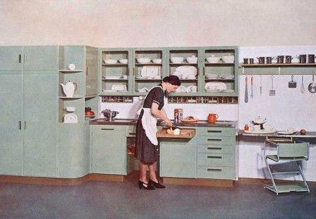 Piet Zwart Bruynzeel Kitchen