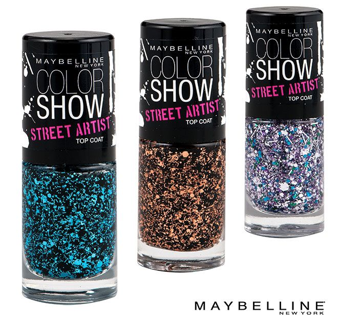 Maybelline – Color Show Street Artist Review   English Article  http://makigiaz.com/blog/maybelline-color-show-street-artist-review-en/   Greek Article  http://makigiaz.com/blog/maybelline-color-show-street-artist-review/