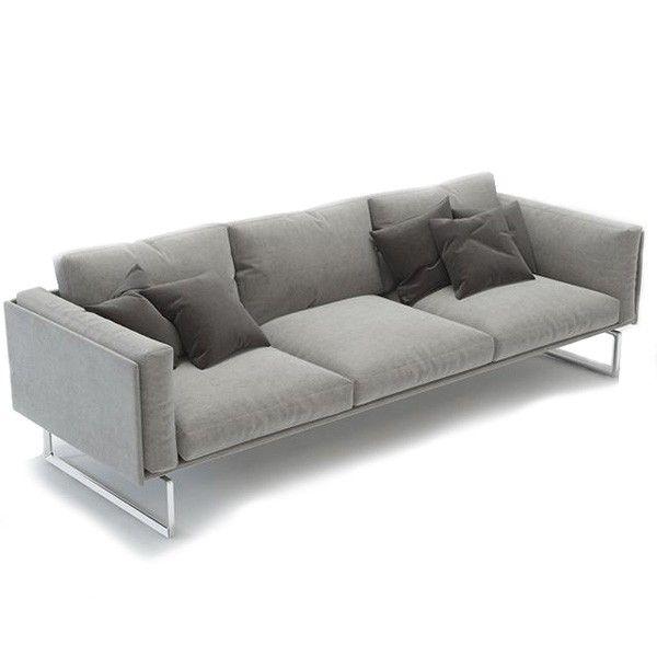 apr s le design sym trique du canap toot con u par piero lissoni pour cassina en 2009 8 otto. Black Bedroom Furniture Sets. Home Design Ideas