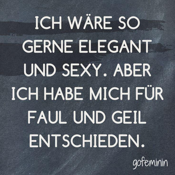 #spruch #sprüche #lustig #zitat #quote Mehr witzige Sprüche gibt's auf gofeminin.de!