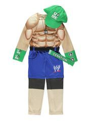 John Cena Dressing Up Costume