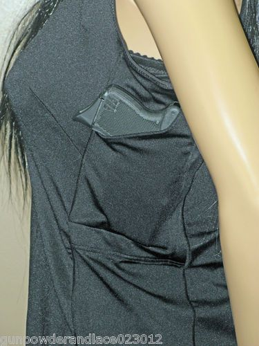 Women's Concealed Carry Tank Top Holster | eBay