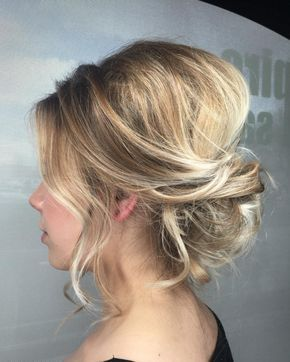 The 25 Best Medium Length Wedding Hair Ideas On Pinterest Bridesmaid And Updos For
