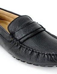Calvin Klein Mens Shoes Dressy Mocassin Loafers Dante Soft