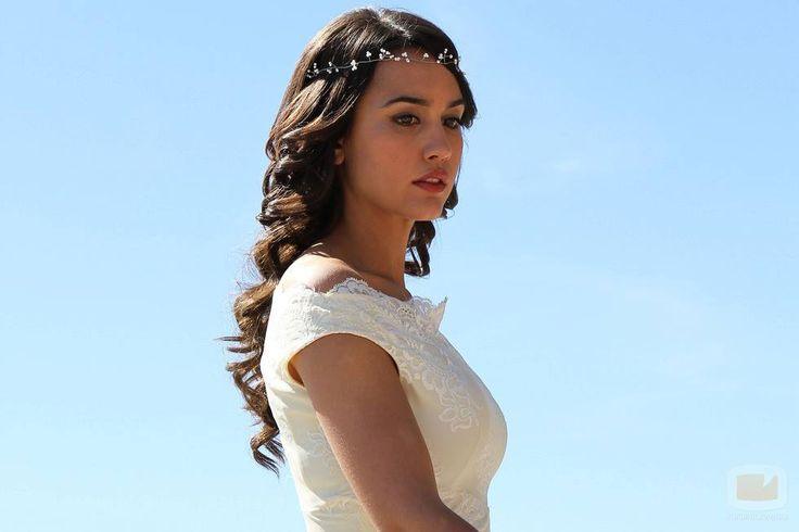 Megan Montaner - Pepa - El secreto de Puente Viejo - Il Segreto #boda #tv